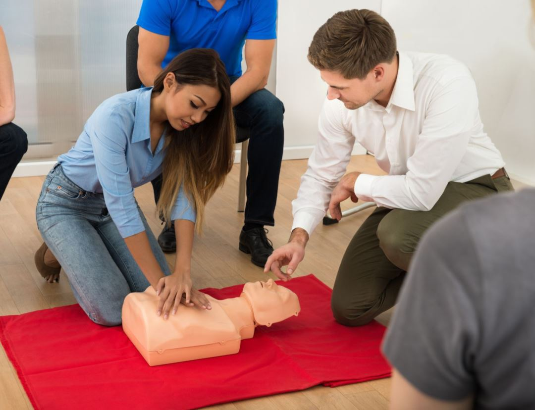 course-first-aid-training