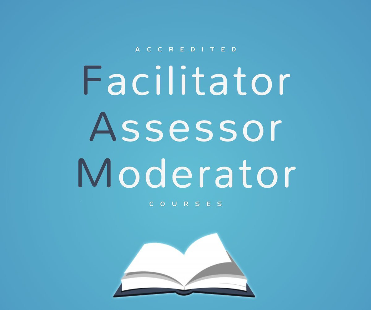 facilitator assessor moderator course south africa